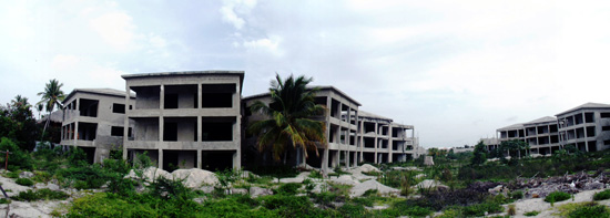 Abandoned Resort photograph